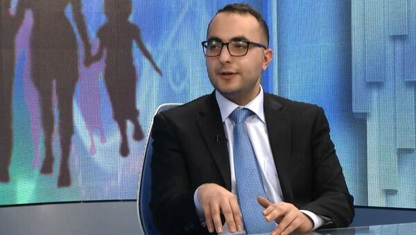 Nicat Hacızadə, iqtisadçı ekspert - Sputnik Azərbaycan
