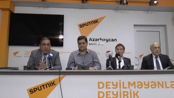 Bu gün Azərbaycanın İslam ölkələri ilə əməkdaşlığı vacibdir - Sputnik Azərbaycan