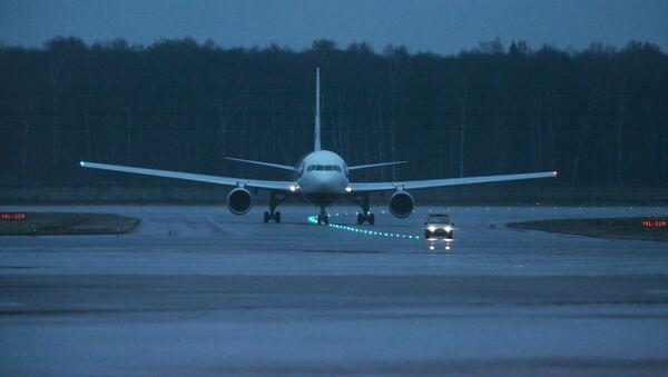 Самолет компании «British Airways» - Sputnik Азербайджан
