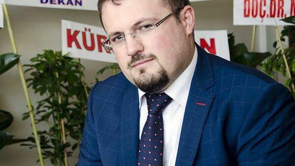Юсуф Чынар, глава Института стратегических исследований Турции - Sputnik Азербайджан