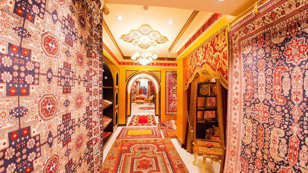 Азербайджанские ковры - Sputnik Азербайджан
