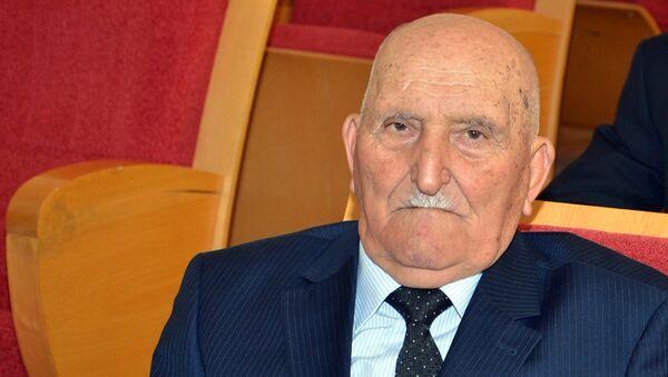 Hümbət Alıyev - Sputnik Azərbaycan