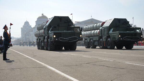 Парад Победы в городах России - Sputnik Азербайджан
