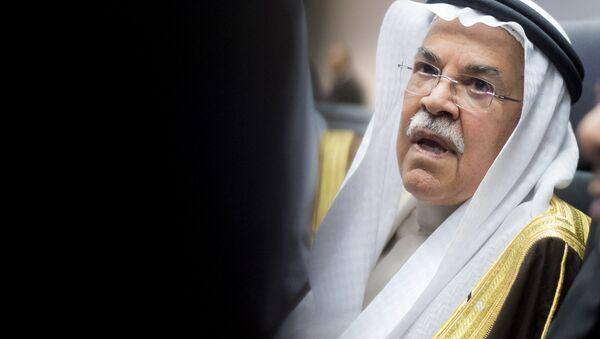 Бывший министр нефти Саудовской Аравии Али ан-Нуайми - Sputnik Азербайджан