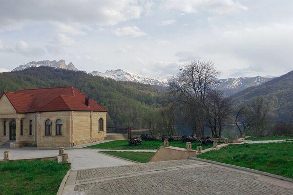 Территория заповедника была открыта для посещения в августе прошлого года - Sputnik Азербайджан