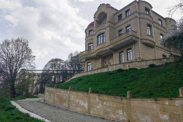 Отели на территории заповедника пока еще не функционируют - Sputnik Азербайджан