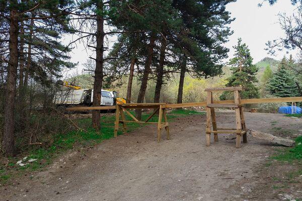Маршрут передвижения туристов тут ограничен, не разрешается посещать Маралгель и другие озера - Sputnik Азербайджан