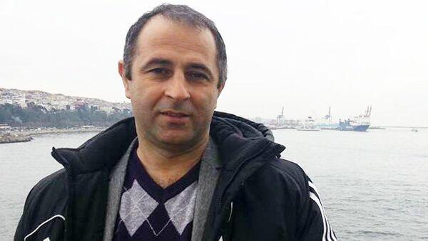 Əfqan Həmzəyev - Sputnik Azərbaycan