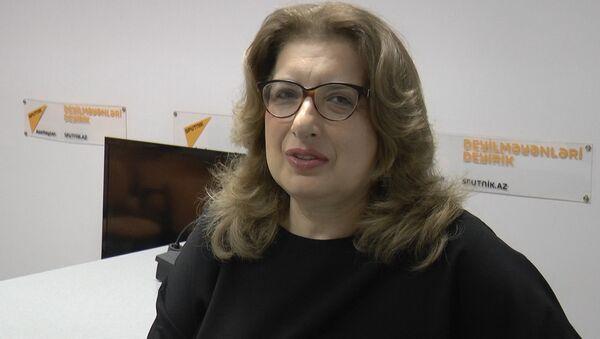 Дочь Вели Ахундова: отец никогда не жалел о своем жизненном пути - Sputnik Азербайджан