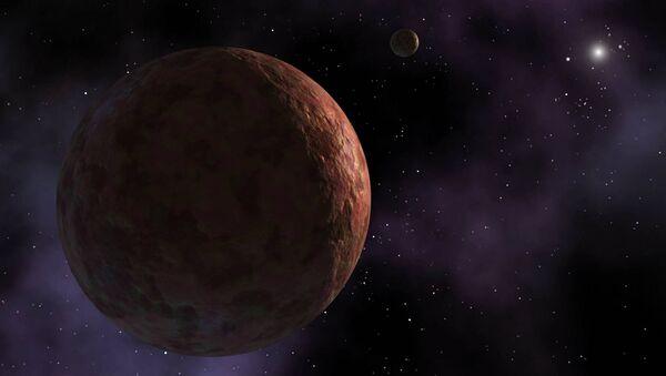 Карликовая планета 2007 OR10 - Sputnik Азербайджан