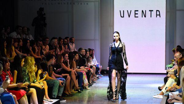 Открытие Baku Fashion Week 2016. - Sputnik Азербайджан