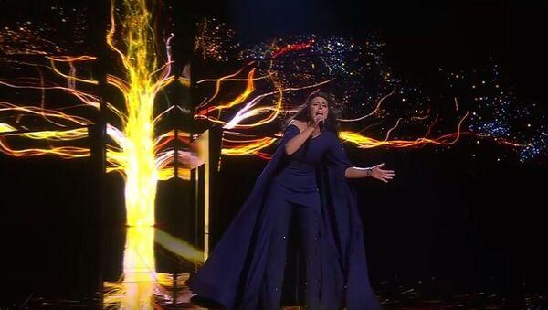 Eurovision-2016-nın ukraynalı qalibi Camala - Sputnik Azərbaycan