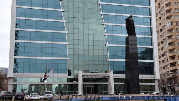 Министерство труда и социальной защиты населения - Sputnik Азербайджан