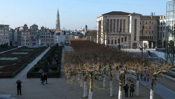 Города мира. Брюссель - Sputnik Азербайджан
