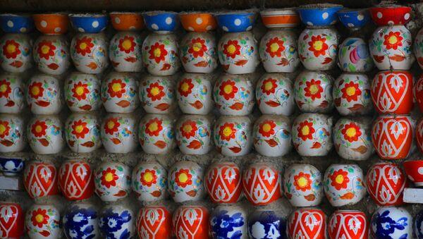 Чайниковый дом - Sputnik Азербайджан