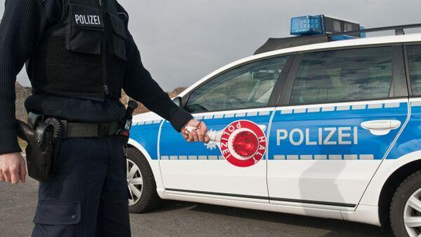 Австрийская полиция - Sputnik Азербайджан