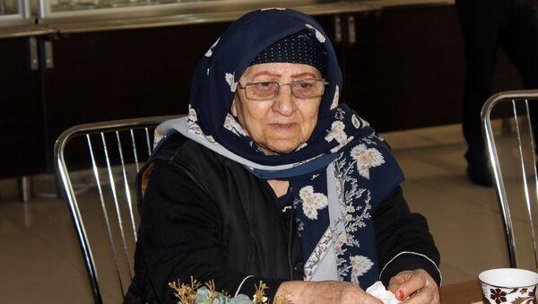 Рафига Ализаде - Sputnik Азербайджан