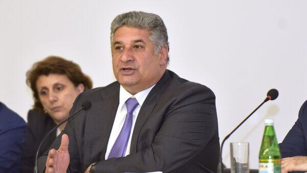 Azad Rəhimov, Azərbaycan Respublikasının Gənclər və İdman Naziri - Sputnik Azərbaycan