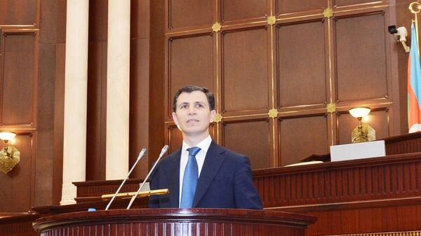 Zahid Oruc, millət vəkili - Sputnik Azərbaycan