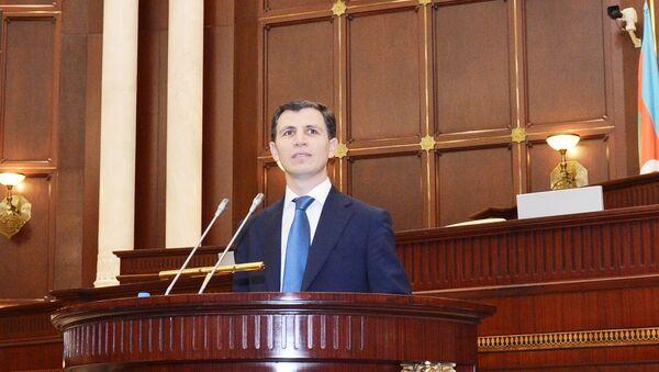 Депутат Захид Орудж, архивное фото - Sputnik Азербайджан