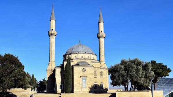 Bakıldakı Şəhidlər məscidi - Sputnik Azərbaycan