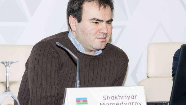 Şəhriyar Məmmədyarov - Sputnik Azərbaycan