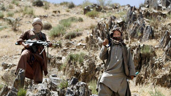 Боевики движения Талибан. Архивное фото - Sputnik Азербайджан