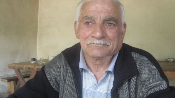 Гулубейли Азиз Али оглу - Sputnik Азербайджан