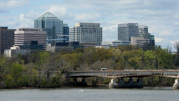 Города мира. Вашингтон, фото из архива - Sputnik Азербайджан