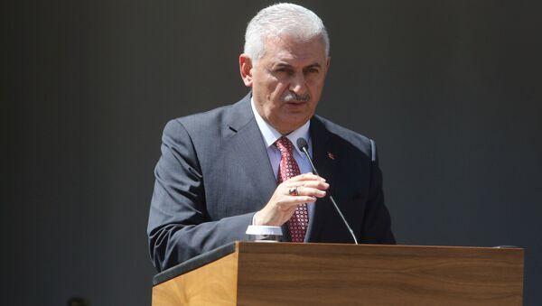 Binəli Yıldırım, Türkiyənin baş naziri - Sputnik Azərbaycan