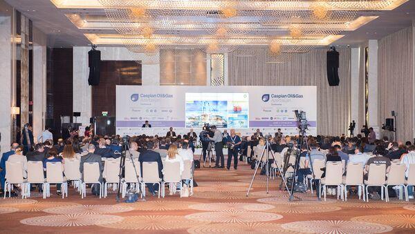 Конференция Caspian Oil&Gas-2016 в Баку - Sputnik Азербайджан