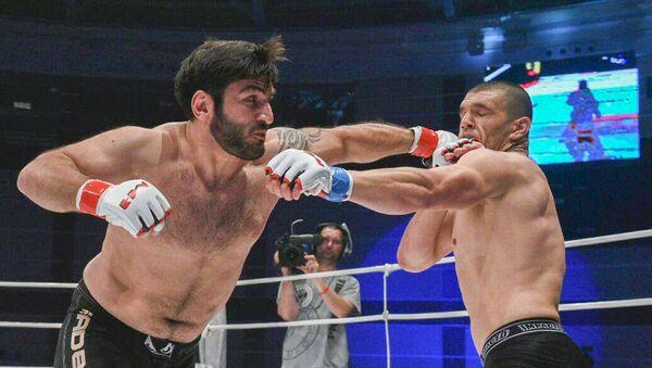 M-1 Challenge 67 yarışı — Odlar Yurdunda döyüş adlı turnir - Sputnik Azərbaycan
