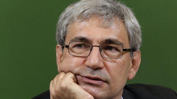 Nobel mükafatı laureatı Orxan Pamuk - Sputnik Azərbaycan
