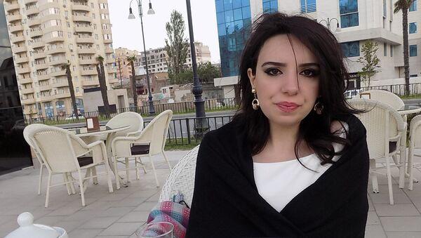Сестра Нигяр Айтадж Вахабова - Sputnik Азербайджан