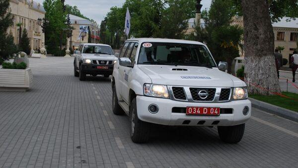Мониторинг ОБСЕ в Тертерском районе Азербайджана, фото из архива - Sputnik Азербайджан