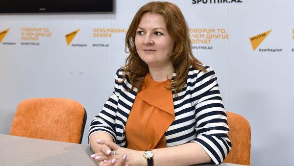 Anjelika Trapeznikova - Sputnik Azərbaycan