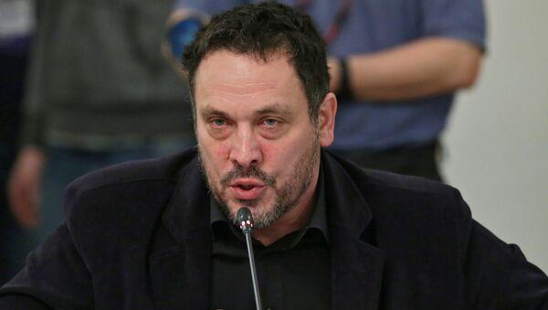 Maksim Şevçenko, rusiyalı politoloq - Sputnik Azərbaycan