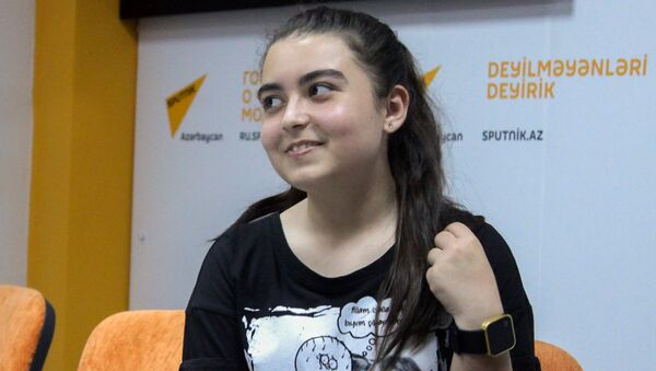 Хадиджа Машрик - Sputnik Азербайджан