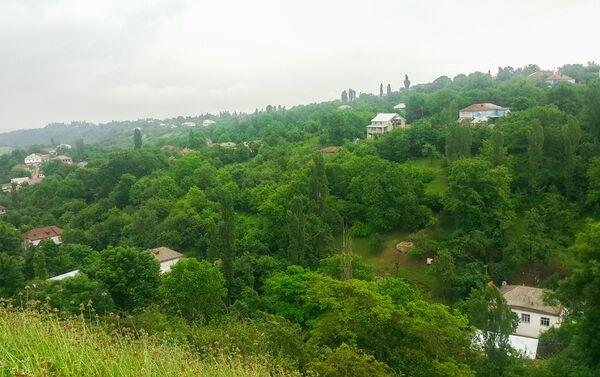 В этом древнем селе лезгины, азербайджанцы, русские и представители других народов всегда жили дружно - Sputnik Азербайджан