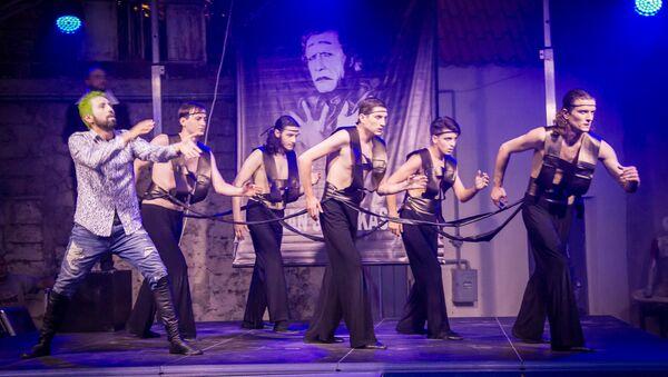 Участники фестиваля пантомимы в Тбилиси понимали друг друга без слов - Sputnik Азербайджан