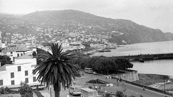 Набережная города Пальма де Мальорка. Архивное фото - Sputnik Азербайджан