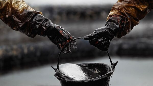 Нефть - Sputnik Азербайджан