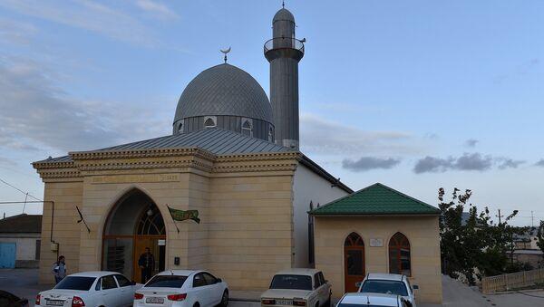 Поминки по Мухаммеду Али в Баку - Sputnik Азербайджан