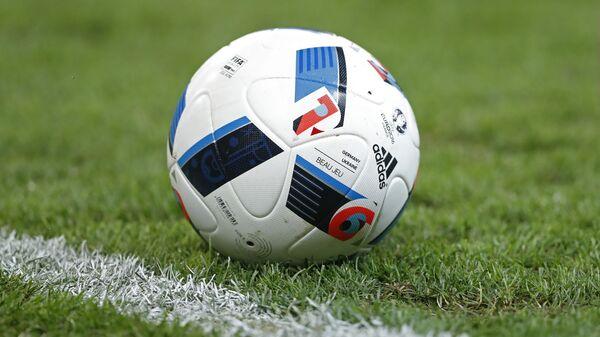 Avro-2016 futbol turnirinin rəsmi topu - Sputnik Azərbaycan