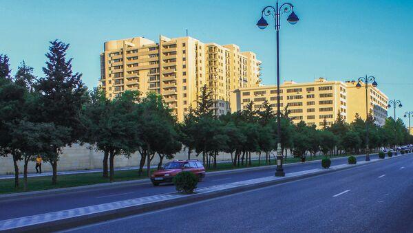 Закат в Баку - Sputnik Азербайджан
