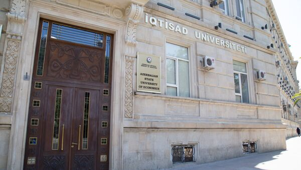 Azərbaycan Dövlət İqtisad Universiteti - Sputnik Azərbaycan