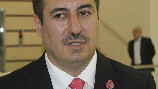 Rufiz Qonaqov - Sputnik Azərbaycan