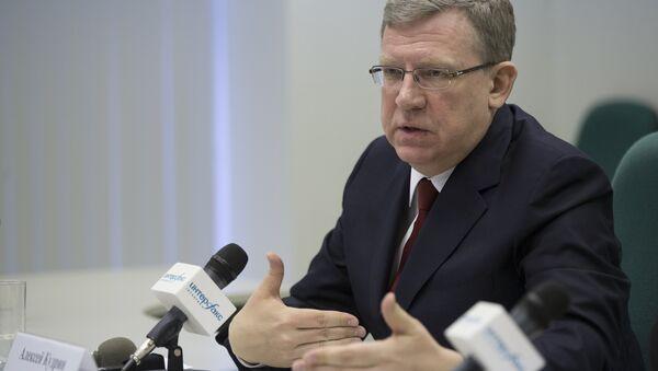 Алексей Кудрин, председатель совета фонда Центр стратегических разработок - Sputnik Азербайджан
