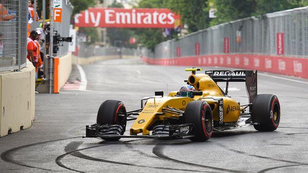 Формула 1 в Баку – итоги первого дня - Sputnik Азербайджан