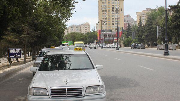 Taxi - Sputnik Azərbaycan
